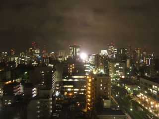 仙台の夜景