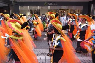 元町サンバカーニバル2012年8月18日