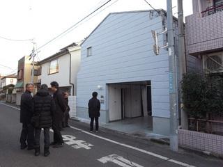 代田の町家外観