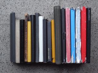 過去に使った手帳