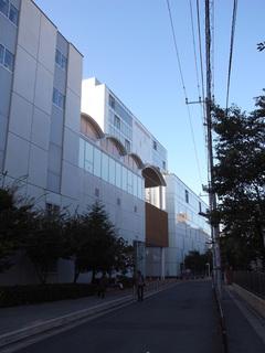 東京電機大学東京千住キャンパス