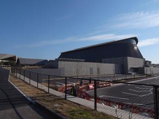 静岡県草薙総合運動場体育館