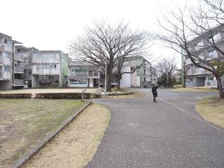 熊本市営託麻団地