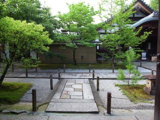 大徳寺大仙院入口