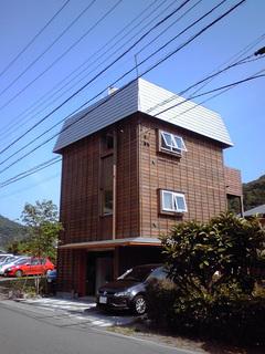 葉山のMさん達の家