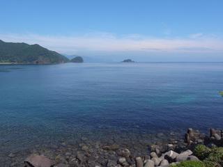 伊豆川奈の海岸
